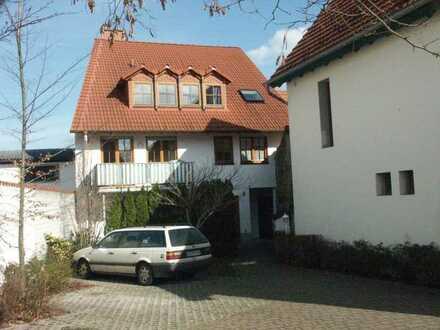 Maisonette-Wohnung in Schornsheim