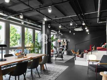 Moderne Teambüros in der Nähe des Stuttgarter Flughafens