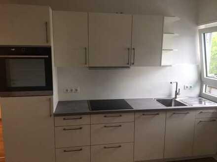 Einziehen und wohlfühlen! Niedliche Wohnung mit EBK, Waschmaschine und Tageslichtbad zu vermieten!