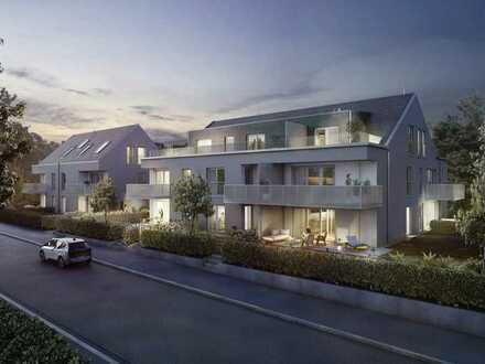 Dachterrassentraum: 3-Zimmer-Wohnung im Dachgeschoss - WE 24