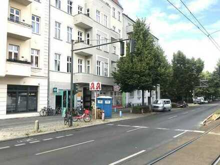 150m² Büro-/Praxisfläche in der Schönhauser Allee zu vermieten (ruhige Lage im Hinterhof)