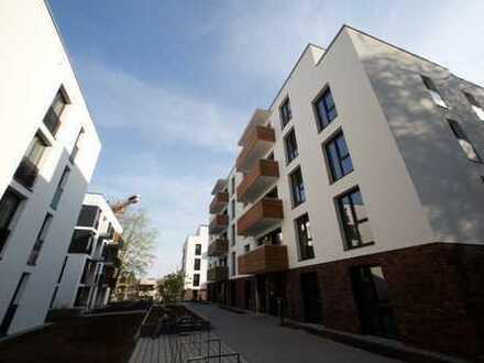 Neubau-Zweitbezug: Helle 2-Zimmer-Wohnung mit offener Einbauküche