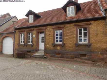 Schönes Einfamilienhaus in ruhiger und zentraler Lage von Bexbach zu verkaufen