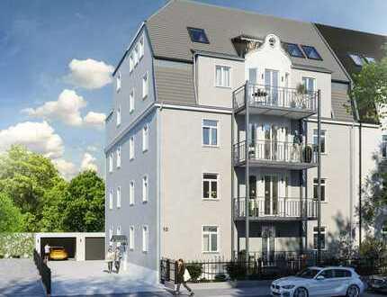 Baustart erfolgt! hochwertig saniertes Objekt! exkl. 2-ZKB mit Balkon+Lift! Top-Lage in Göggingen!