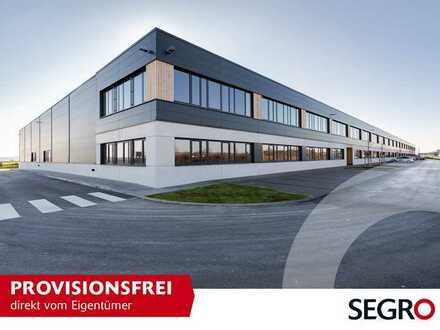 SEGRO Park Sachsenheim - Region Stuttgart - Gewerbeflächen provisionsfrei vom Eigentümer