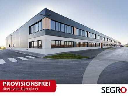 ERSTBEZUG: SEGRO Park Sachsenheim - Gewerbeflächen provisionsfrei vom Eigentümer