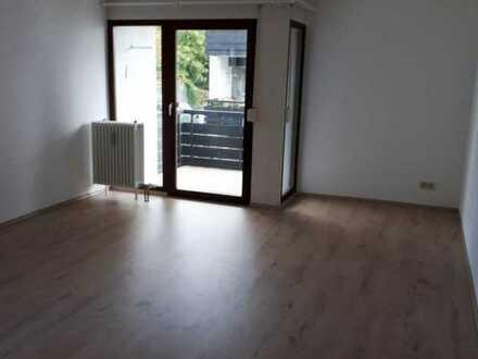 Sanierte 1-Zimmer-Wohnung in ruhiger Lage in Weißensee, Füssen, mit Balkon und EBK