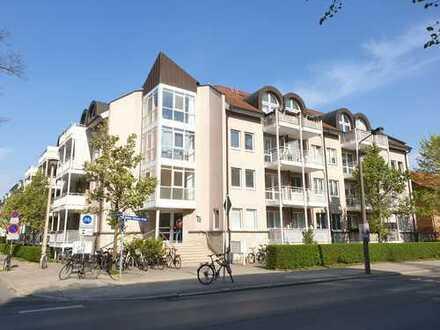 Eigentumswohnung am Rosengarten nahe der Universität