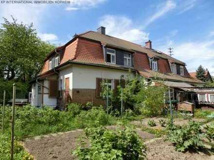 ***PREISREDUZIERUNG: 2 Häuser zum Preis von einem: Reihenmittel- und Endhaus in Zeilsheim***