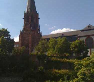 Moderne Altbauwohnung mit Traumblick mitten in Aschaffenburg