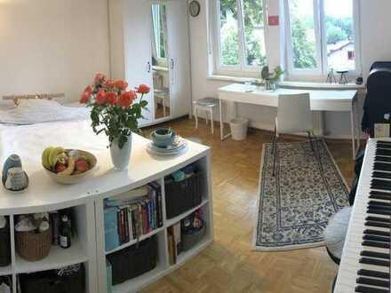 möbiliertes Zimmer in Starnberg - 3 Minuten zum Bahnhof / See