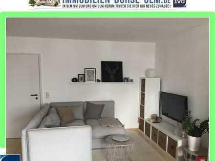 ruhige gelegene Wohnung mit EBK und Balkon