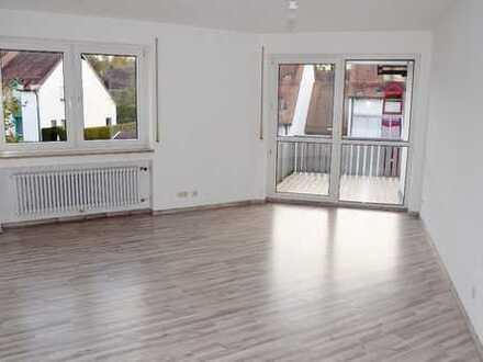 2 Zimmerwohnung mit Südbalkon