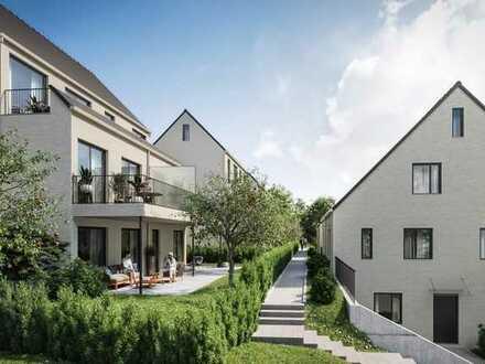 WÄHLEN SIE DAS BESTE! exklusive Neubau Maisonette 3 ZKB/Gä/WC, Galerie + Balkon!