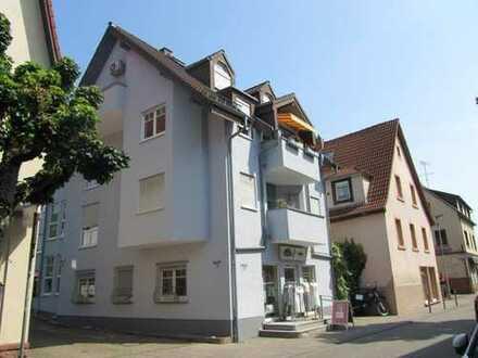 Moderne 2-Zimmer-Wohnung im Zentrum von Bammental
