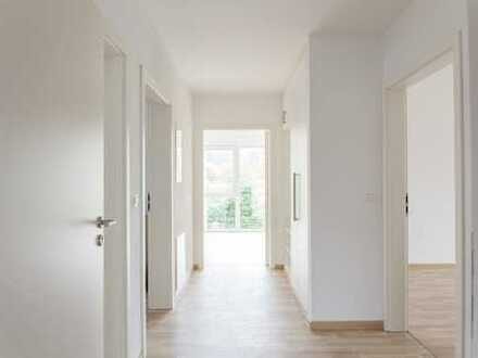 Neubau (barrierefrei): 4.5-Zi zzgl. 2 Bäder, EBK, Wohnraumlüftung