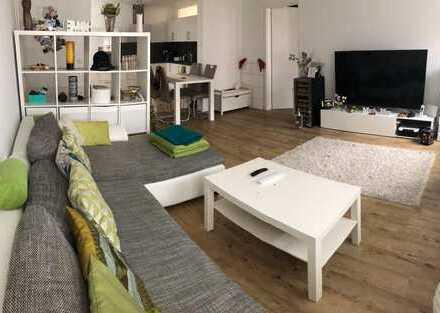 Neuwertige, helle 2-Zimmer-Wohnung in Seeheim