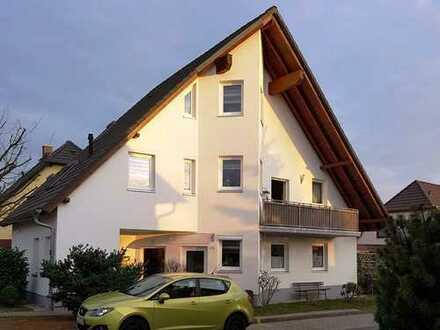 Erdgeschosswohnung mit Terrasse und Garten in Großpösna