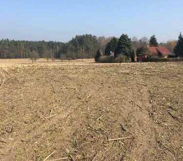 Ruhig gelegenes Baugrundstück in Kleinnaundorf