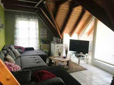 Schöne 2-Zimmer-Dachgeschosswohnung zur Miete in Münster Amelsbüren