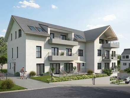 Neubau Projekt, Hochwertige 4,5 Zimmer Wohnung im EG in Hoffenheim
