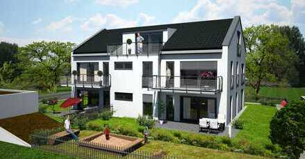 Neubau eines kleinen, aber feinen Mehrfamilienhauses in München-Aubing S4