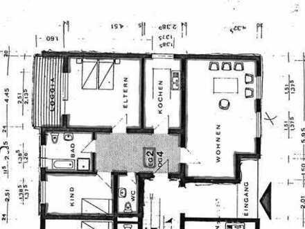 Vollständig renovierte 3-Zimmer-Erdgeschosswohnung mit Terrasse in Dortmund