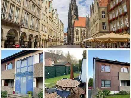Münster-Gremmendorf:Terrassenwohnung mit viel Potenzial!