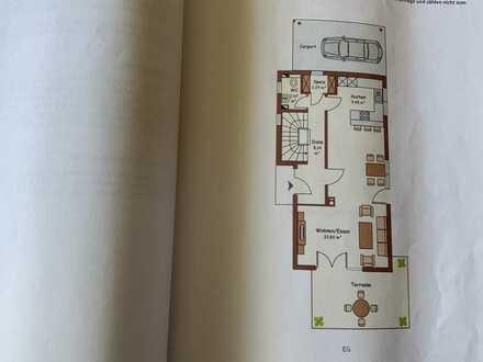 Schönes und neuwertiges 4-Zimmer-Einfamilienhaus zur Miete in Maisach