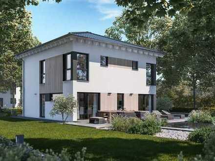 Schöner Neubau mit KfW 40 Standard auf tollem Grundstück in Netphen
