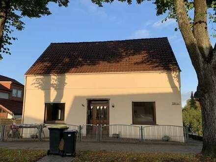 Einfamilienhaus im Dornröschenschlaf