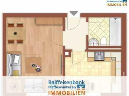 SCHONGAU: Gemütliches Zuhause für Singles!