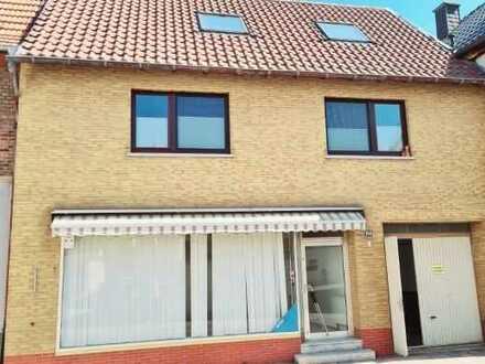 Wohnen und Arbeiten in einem Haus! Zentral gelegen in Langenlonsheim