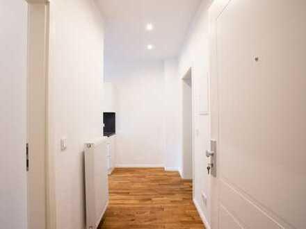 **Wunderschöne 3-Zimmerwohnung** Erstbezug nach hochwertiger Sanierung in Vahrenwald-List