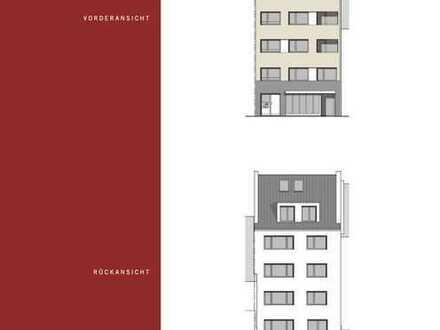 Modernisierte Wohnung mit spektakulärer großer Dachterrasse