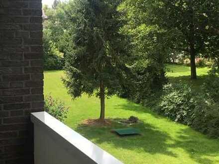 Modernisierte 3-Zimmer-Wohnung mit Balkon in Münster-Hiltrup