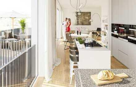 TYP TAG & NACHT - clever geschnittene 3-Zimmer Wohnung