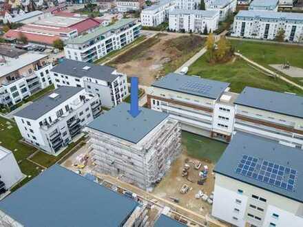 Erstbezug: attraktive 3-Zi.- Wohnung in guter Lage in Ehingen / Neubau
