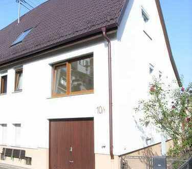 1-Familienhaus mit 5-6 Zimmer - 5 Gehminuten zur S-Bahn