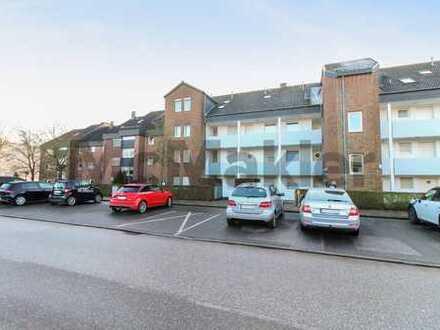 Nahe Ostseestrand: 2-Zi.-ETW mit Balkon für Eigennutzer und Kapitalanleger