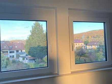 Schöne, geräumige 3 Zimmer DG Wohnung in Karlsruhe (Kreis), Weingarten (Baden)