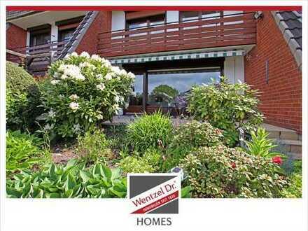 PROVISIONSFREI für Käufer - Gepflegtes 5-Zimmer-MRH mit kleinem Garten in idealer Lage von Quickborn