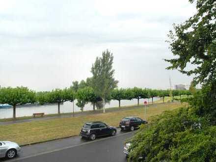 Exklusive 5-Zimmerwohnung auf der Rheinallee in Oberkassel, sehr ruhig
