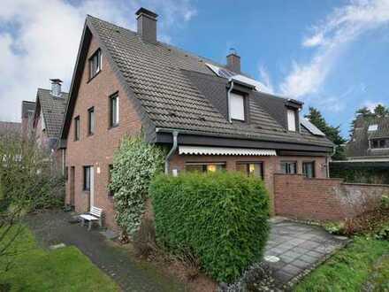 Perfekt für Ihre Familie: Entzückende Doppelhaushälfte mit viel Charme in Toplage Krefeld-Kliedbruch