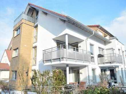 3,5-Zimmer-Maisonette-Wohnung mit Galerie, Balkon und Dachterrasse