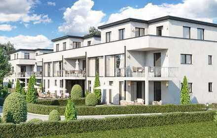 Moderne Penthousewohnung