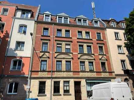 Insolvenz/Gebotsverfahren: N-Kleinreuther Weg / 2 Zimmer-EG-Wohnung / Balkon / Leerstand