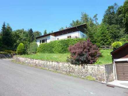 Charmantes saniertes Einfamilienhaus mit Garten am Waldrand von Dillenburg