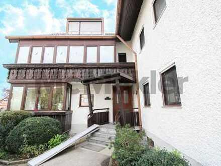 Sichere Investition: Vermietete 3-Zi.-Whg. mit Balkon in Kneippkurort Bad Wörishofen