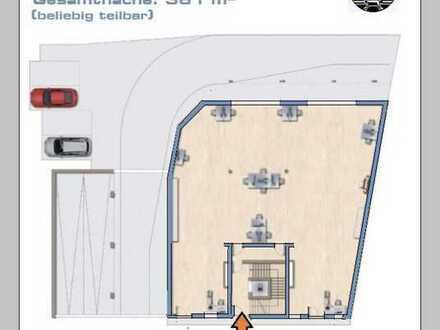 Ebenerdige Praxisfläche, teilbar, im Kurort-Zentrum, mit optimaler PKW-Anfahrt